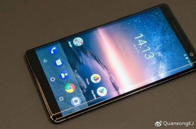 Nokia 9 так возможно будет выглядеть смартфон