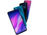 Представлен большой смартфон Huawei Y9 2019 с четырьмя камерами