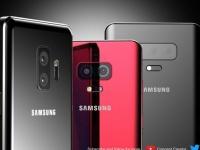 Раскрыт предполагаемый дизайн Samsung Galaxy S10