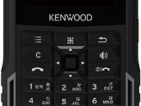 Kenwood вышел на рынок смартфонов с защищённым Android-кнопочником