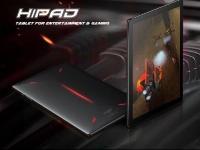 ZTE выпустит игровой планшет Nubia Hipad