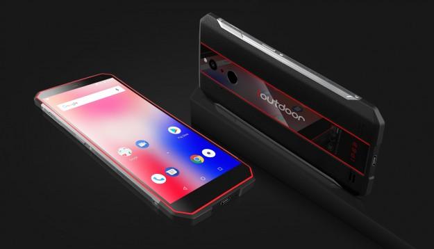 Ioutdoor Х тонкий защищенный смартфон за 9.99