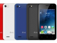 EL представила 2 новых смартфона в четырех цветах по цене $35 и $37