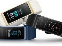 Анонс Huawei Band 3 Pro– браслет с AMOLED-экраном и GPS