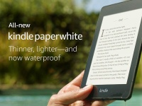 Amazon обновила электронную книгу Kindle Paperwhite