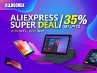 Товар дня: планшеты ALLDOCUBE со скидкой до 35%