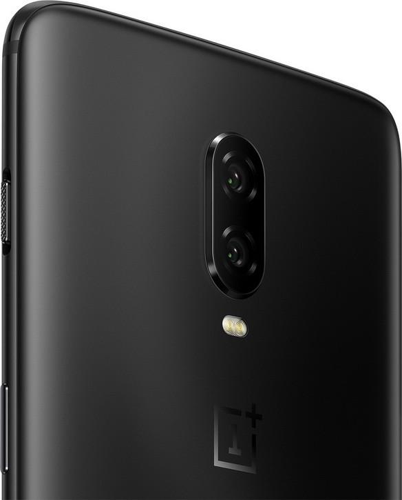 OnePlus 6T сканер отпечатка пальцев Screen Unlock и Android Pie