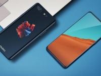 ZTE представила смартфон Nubia X с двумя цветными дисплеями