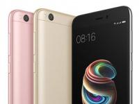 Смартфон Xiaomi Redmi 5A уже год на рынке - достойный бюджетник все еще популярен