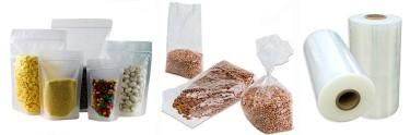 Пакеты из полипропилена - Мегапластик