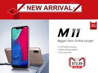 LEAGOO M11 - $72.89 за большую батарею и большой дисплей