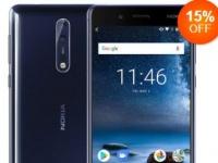 Товар дня: Nokia 8 – флагман за $339.99 с идеальными камерами