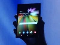 Samsung и Google рассказали о складном смартфоне и показали его