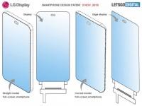 LG планирует полностью изменить дизайн своих смартфонов