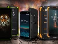 Защищенные смартфоны до $200 - Poptel 11.11 предлагает скидку до $65