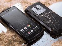 Противоударная модель Doogee S55 Lite с алюминиевой рамкой, стандартом защиты IP68 и аккумулятором на 5500 мАч в Украине за 4699 грн