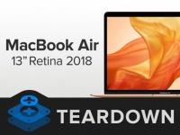 Ifixit вскрыл Apple MacBook Air и был приятно удивлен