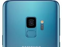 Samsung представила градиентную расцветку для Galaxy S9 и S9+