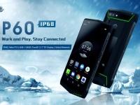 Представлен Poptel P60 с защитой IP68 и ценой $199.99: камера с ИИ, NFC, беспроводная зарядка и 128 ГБ памяти