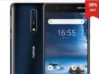 Товар дня: Nokia 8 – флагман за $289.99 с 6 ГБ ОЗУ и 2К дисплеем