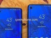 Фронтальная камера Samsung Galaxy S10 будет отвечать за яркость экрана