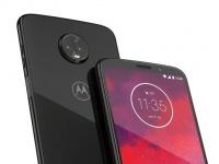 Motorola готовит Moto Z4 на Snapdragon 8150 со сканером в экране