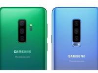 Четыре цвета Samsung Galaxy S10 и новые детали по складному F900
