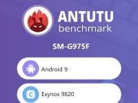 Samsung Galaxy S10+: характеристики и результаты прогона AnTuTu
