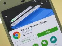 В Chrome для Android появится поддержка жестов