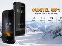 Смартфон Oukitel WP1 испытали водой и запустили со специальной ценой
