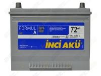 Улучшенная серия турецких автомобильных аккумуляторов Inci Aku FormulA