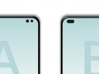 Samsung Galaxy S10+ получит двойную фронталку в экране
