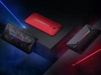 Стартовали продажи нового геймерского смартфона Nubia Red Magic Mars