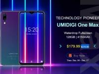 Товар дня: UMIDIGI UMI ONE MAX только на предпродаже за $179.99