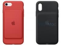 Горбатый Apple Smart Battery Case выйдет для iPhone XS, XS Max, XR