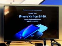 Плохие продажи новых iPhone заставляют Apple прибегнуть к агрессивной рекламе
