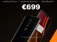 Европейская цена OnePlus 6T McLaren Edition 629 евро