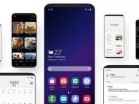 Samsung тизерит интерфейс One UI на Android Pie для Galaxy S10