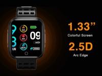 Водонепроницаемые умные часы Elephone Watch 3 стоят всего $30 с одним «но»