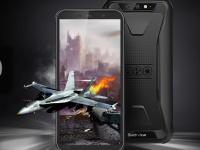 Blackview показала BV5500 – стильный защищенный смартфон