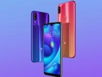Xiaomi представила молодёжный смартфон Mi Play