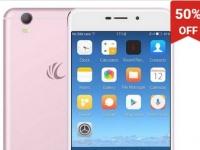 Товар дня: Смартфон HOMECARE V8 на Snapdragon 652 и 4 ГБ ОЗУ в розовом металле за $99.99