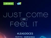 LEAGOO покажет флагманский смартфон на CES 2019 в Лас-Вегасе с круглым вырезом в дисплее