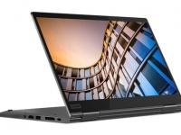 Lenovo представляет новые коммерческие ноутбуки серий ThinkPad X1 Carbon и X1 YOGA на CES 2019