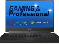 Gigabyte представила игровые ноутбуки с искусственным интеллектом