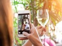 Свадебные бокалы – памятный сувенир