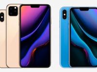 Новое изображение iPhone XI Max и iPhone XR 2019 демонстрирует уменьшенную монобровь