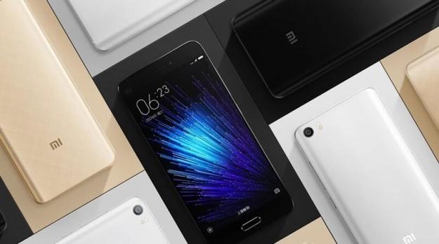 ТОП 5 смартфонов от Xiaomi
