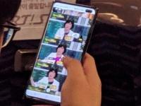 Первое живое фото Samsung Galaxy S10+ появилось в сети