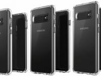 Все три флагманских смартфона Samsung Galaxy S10 предстали на большом официальном изображении
